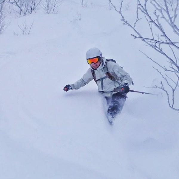 Ok skiføre på lørdag. Pudder til tunga?