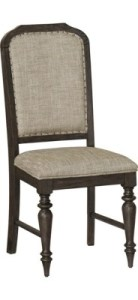 Dining Room Chairs in Wood  Black  Leather   More   Havertys Weston Dining Chair