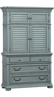 Armoires in Dark and Light Wood   Havertys Welcome Home Armoire