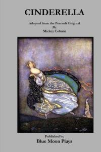 Cinderella Play Script Adapted by Mickey Coburn Cover Image
