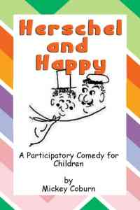 Fron Cover Herschel and Happy Participatory Comedy for Children