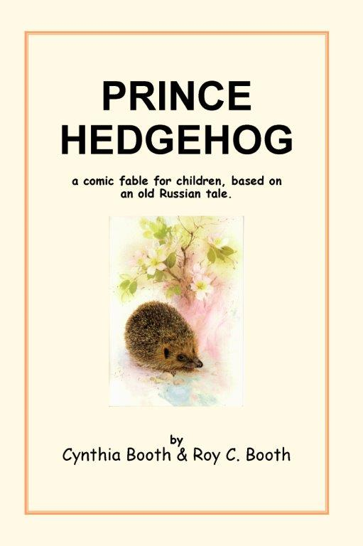 Fro Cover Prince Hedgehog
