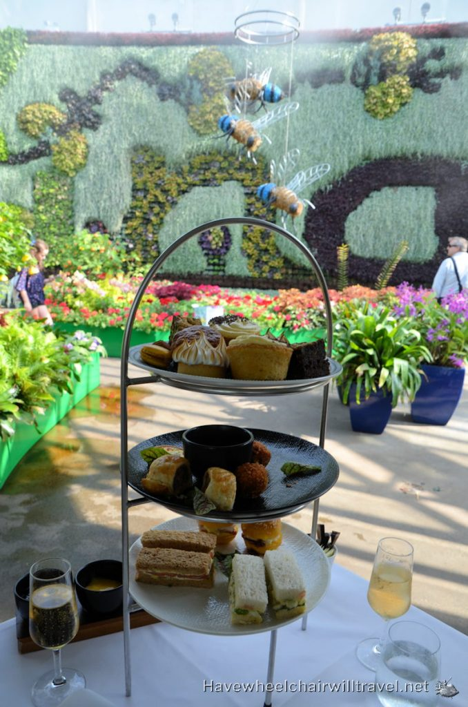 High Tea at The Calyx