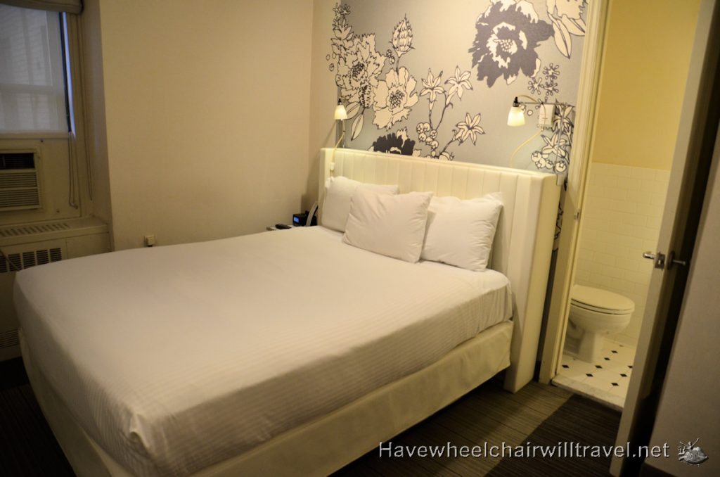 One bedroom suite - Have Wheelchair Will Travel