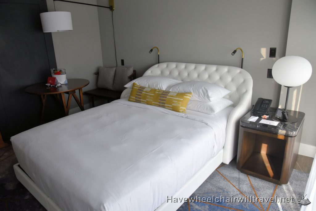 Virgin Hotel San Francisco - accessible San Francisco - Have Wheelchair Will Travel