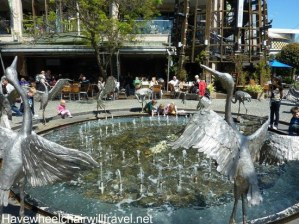 Eating out in Darling Harbour/Cockle Bay/King Street Wharf