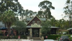 Shopping in the Hunter Valley