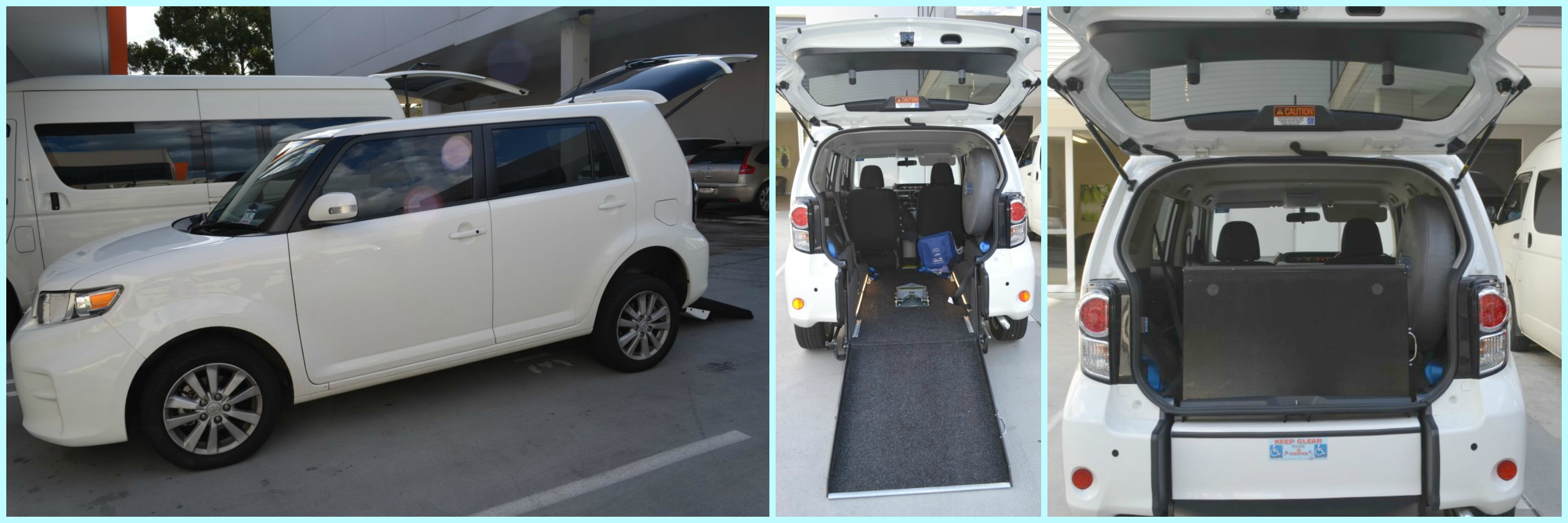 CAR MODIFICATION - WHEELCHAIR ACCESSIBLE VEHICLES - Have ...