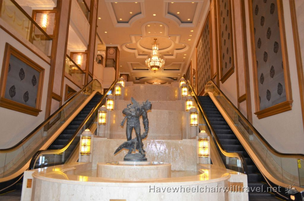 Portland Foyer Langham Hotel : Langham hotel accessible accommodation melbourne have
