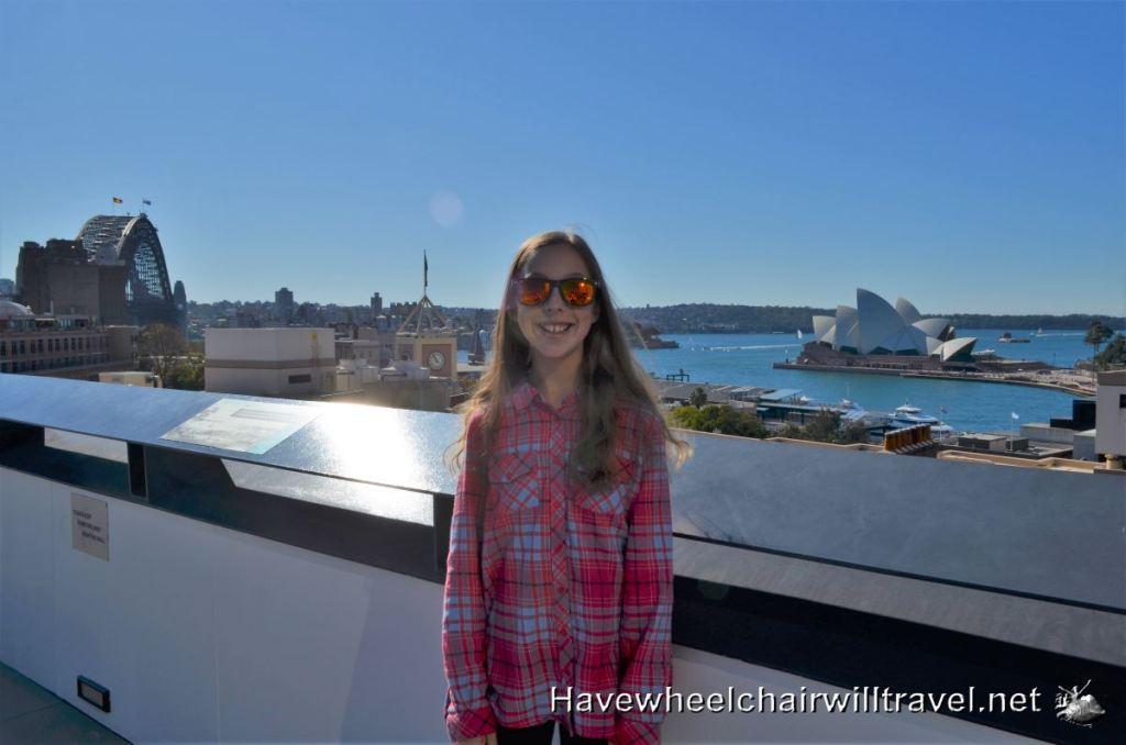 Terrace at Sydney Harbour YHA