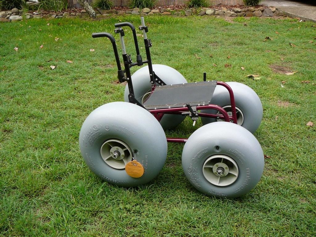DIY All terrain chair kit