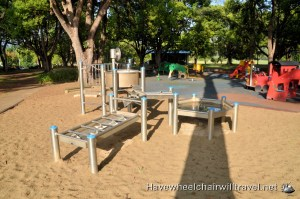 QUEENS PARK – TOOWOOMBA ALL ABILITIES PLAYGROUND