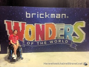 BRICKMAN WONDERS OF THE WORLD LEGO – SYDNEY