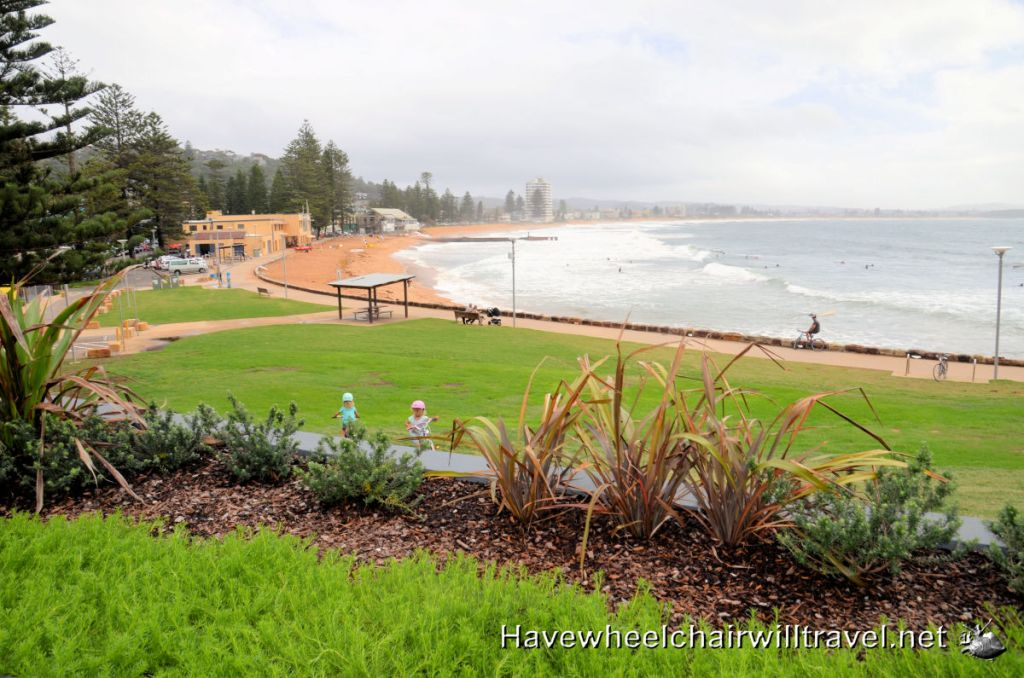 Sargood Collaroy accessible accommodation Sydney