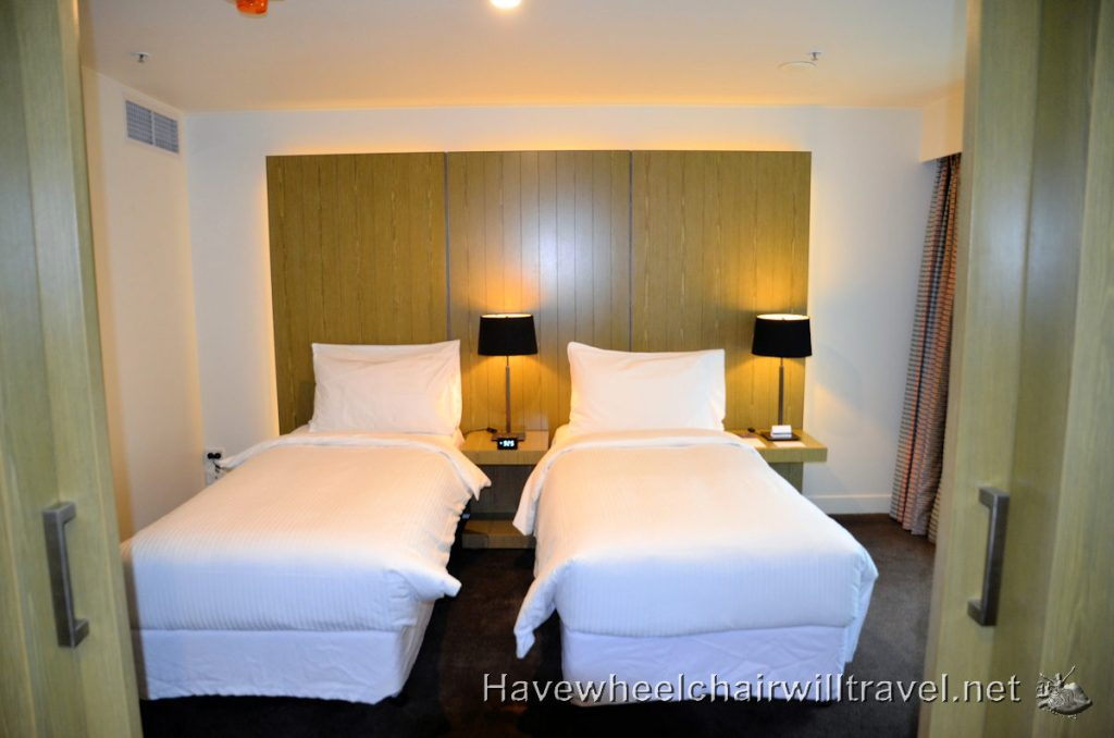 Hyatt Regency Sydney - accessible accommodation Sydney