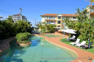 BEACHCOMBER RESORT – ACCESSIBLE ACCOMMODATION PORT MACQUARIE