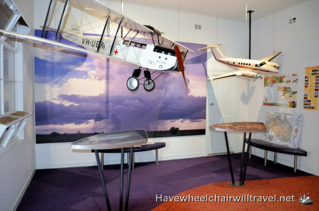 Alice Springs - wheelchair accessible activities