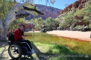 ALICE SPRINGS – WHEELCHAIR ACCESSIBLE ACTIVITIES