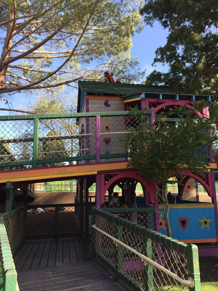 Magical Bridge Playground