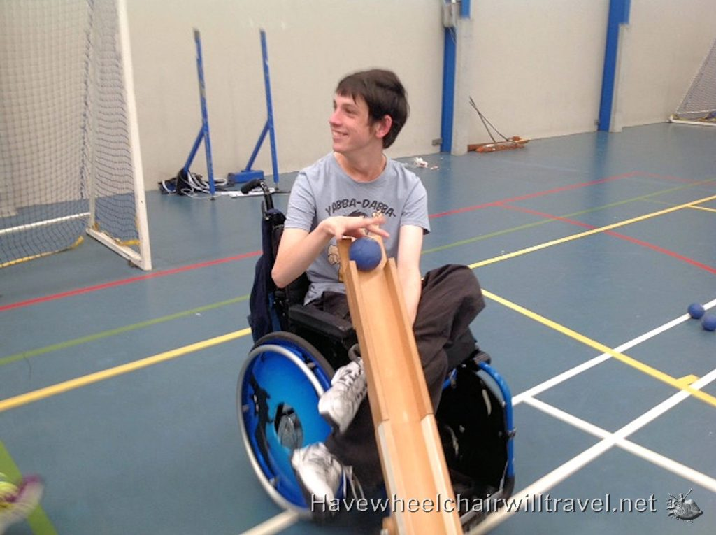 Sport & Recreation activities for adults with a disability