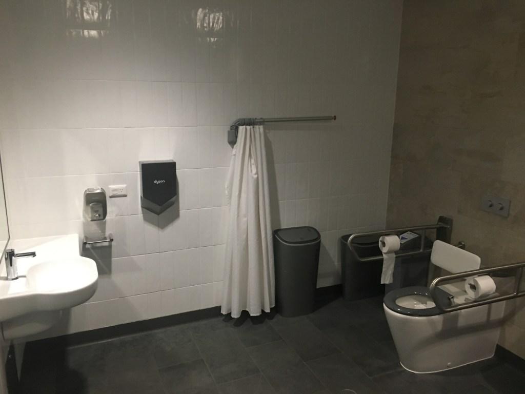 Brisbane accessible bathroom facilities