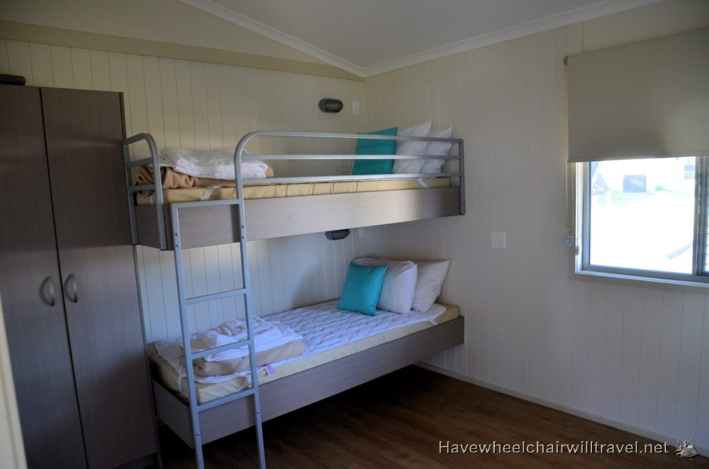 reflections Holiday Parks Shaws Bay accessible accommodation Ballina