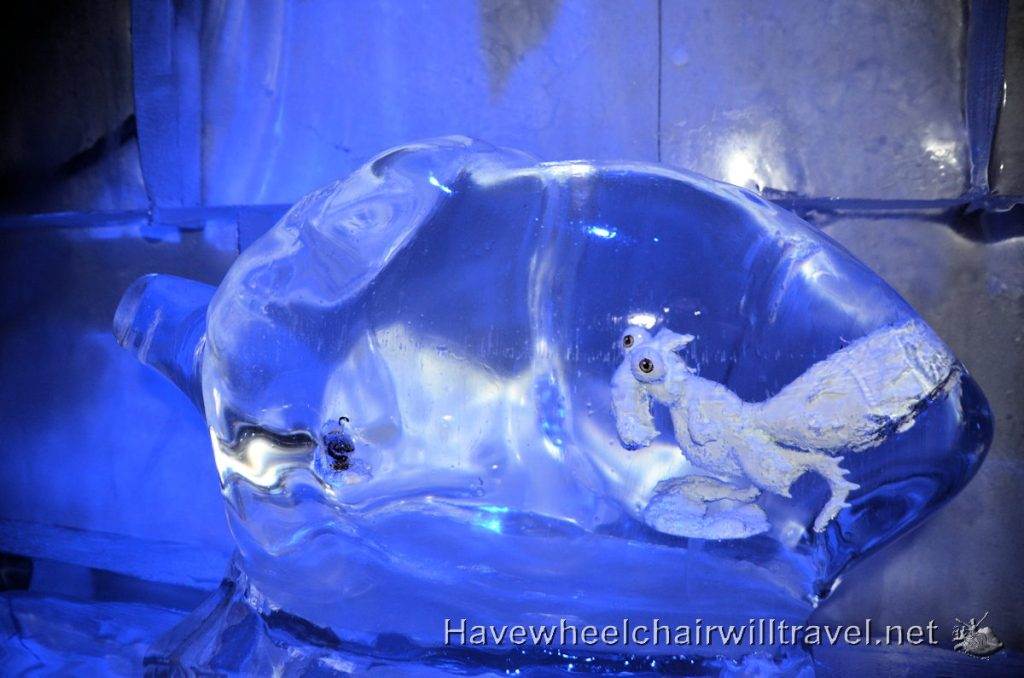 IceBar - cool wheelchair accessible fun Melbourne