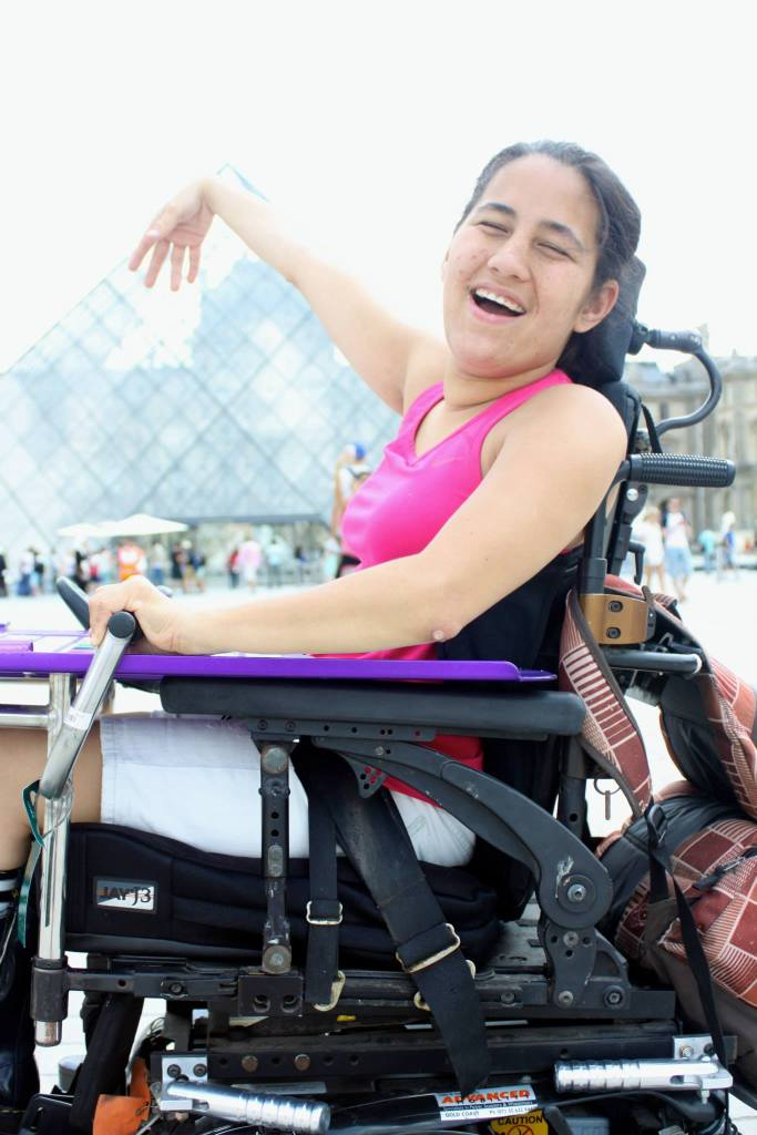 Tips on travelling with a power wheelchair