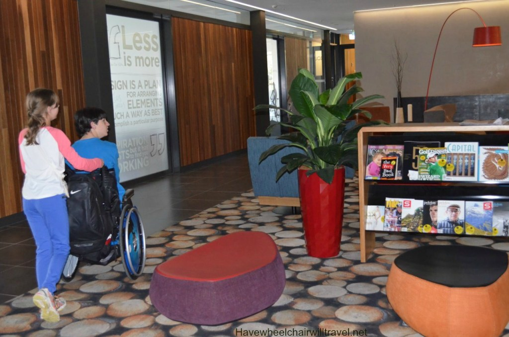 Canberra - wheelchair accessible activities