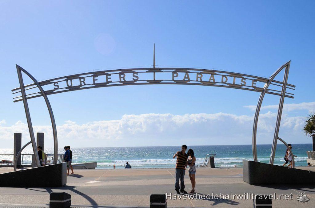 Gold Coast - accessible Gold Coast