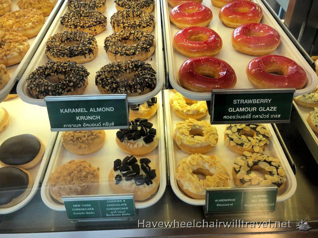 Krispy Kreme Bangkok Airport