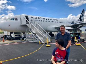 AIR NEW ZEALAND – ACCESSIBLE TRAVEL REVIEW