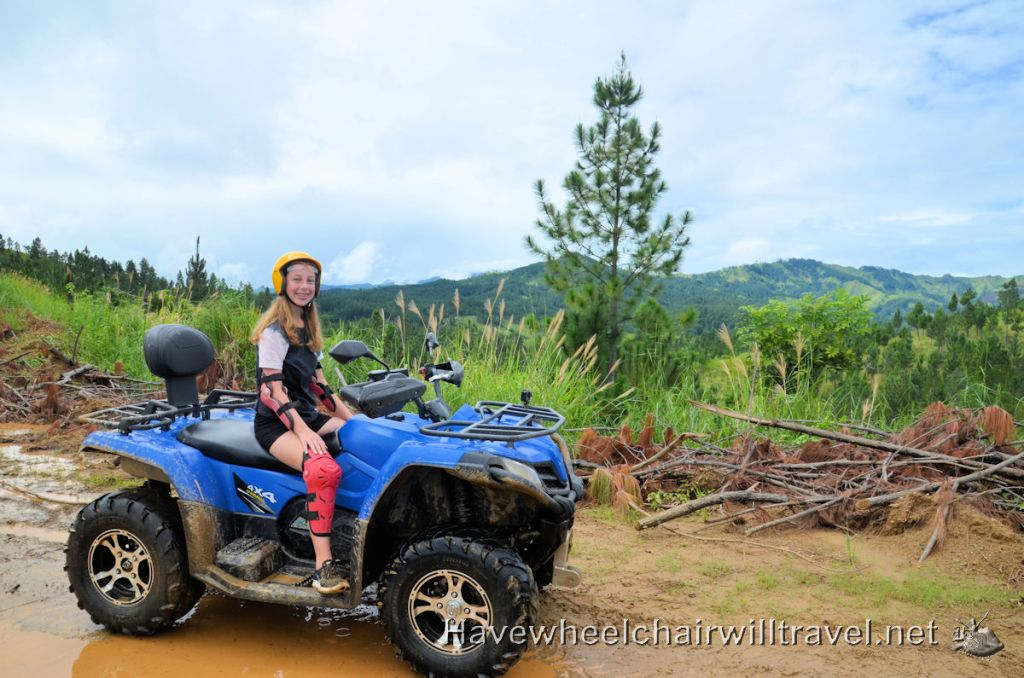 Go Dirty quad biking