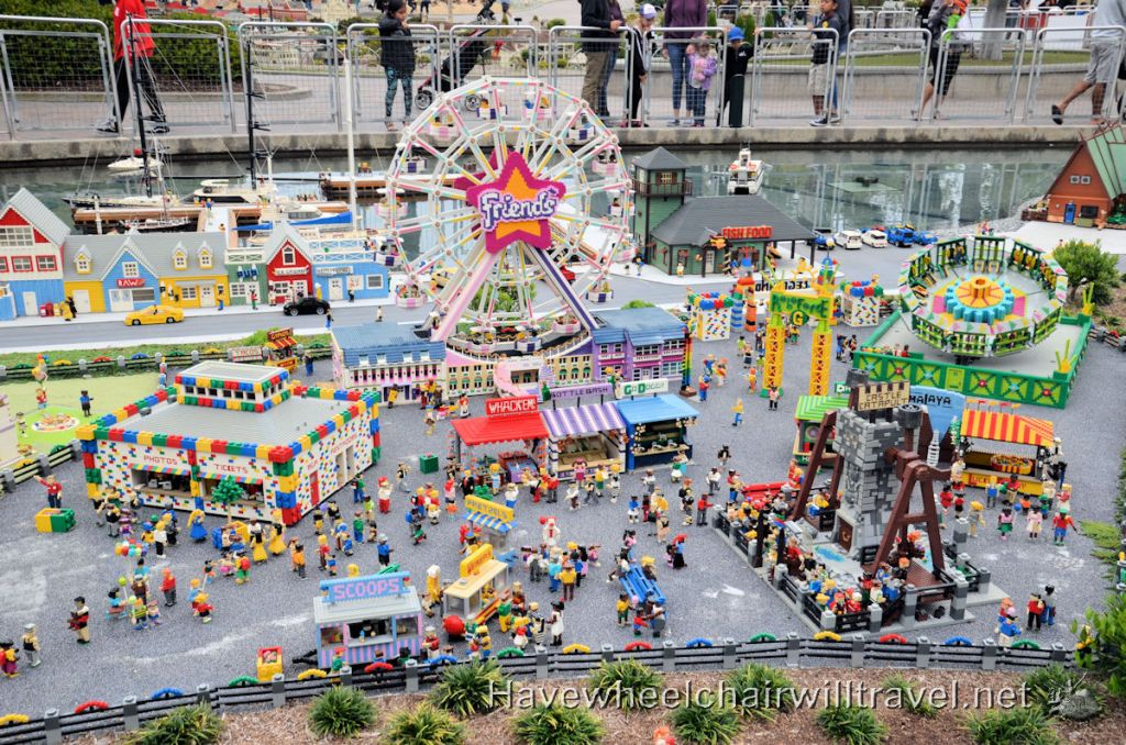 LEGOLAND California access guide