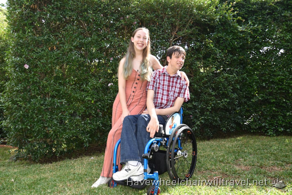 Adaptive clothing for home and travel - Every Human - Have Wheelchair Will Travel