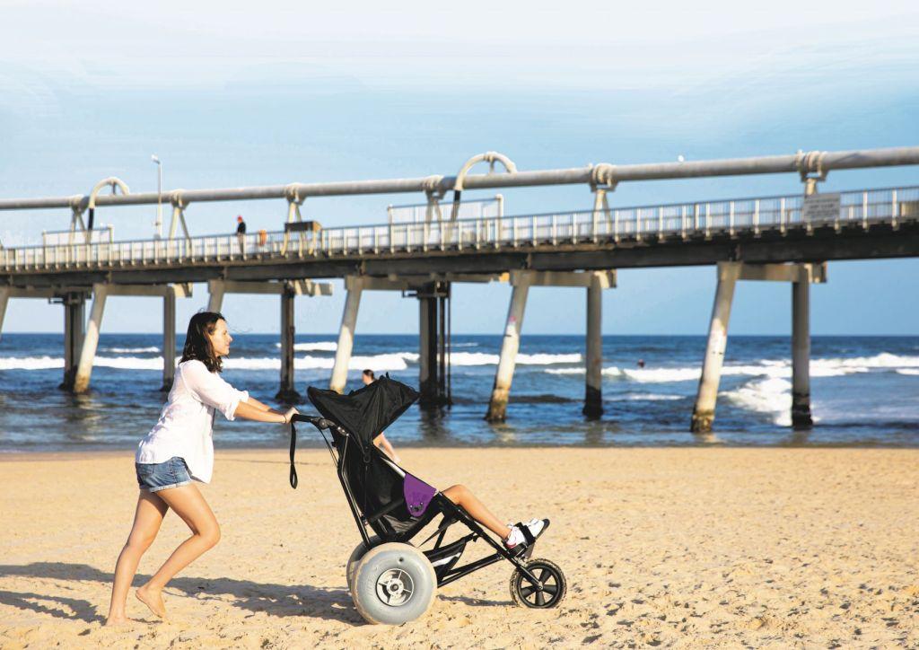 Beachwheels advertorial image option