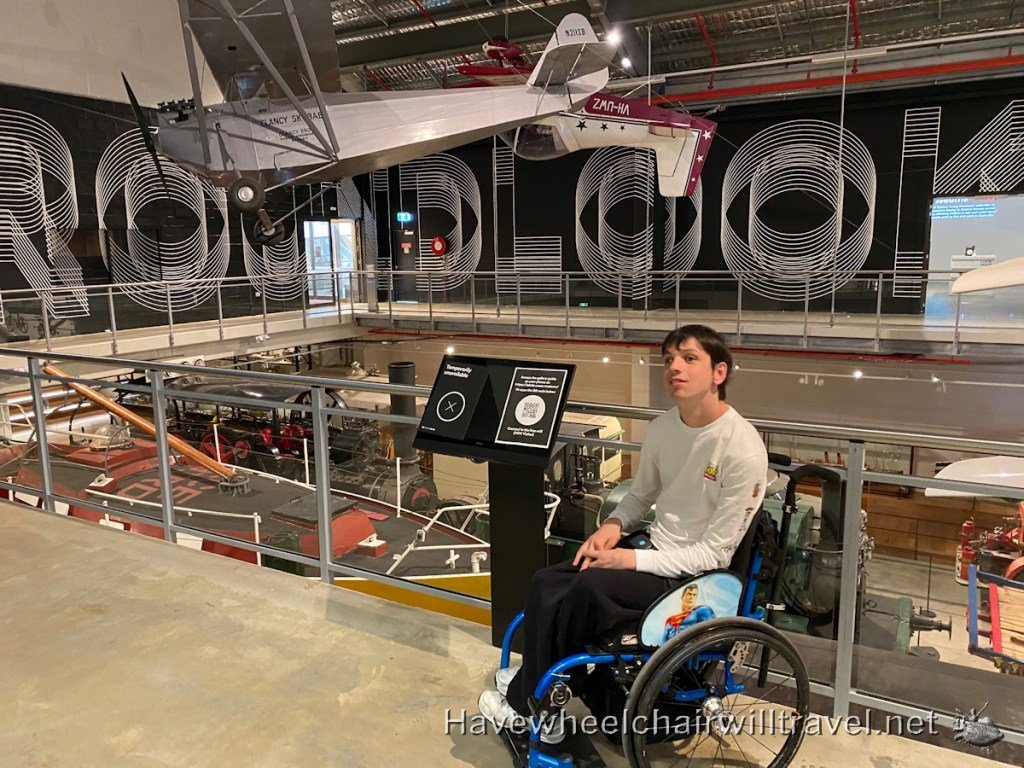 Accessible indoor activities in and around Sydney