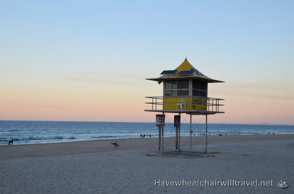 Gold Coast - Have Wheelchair Will Travel
