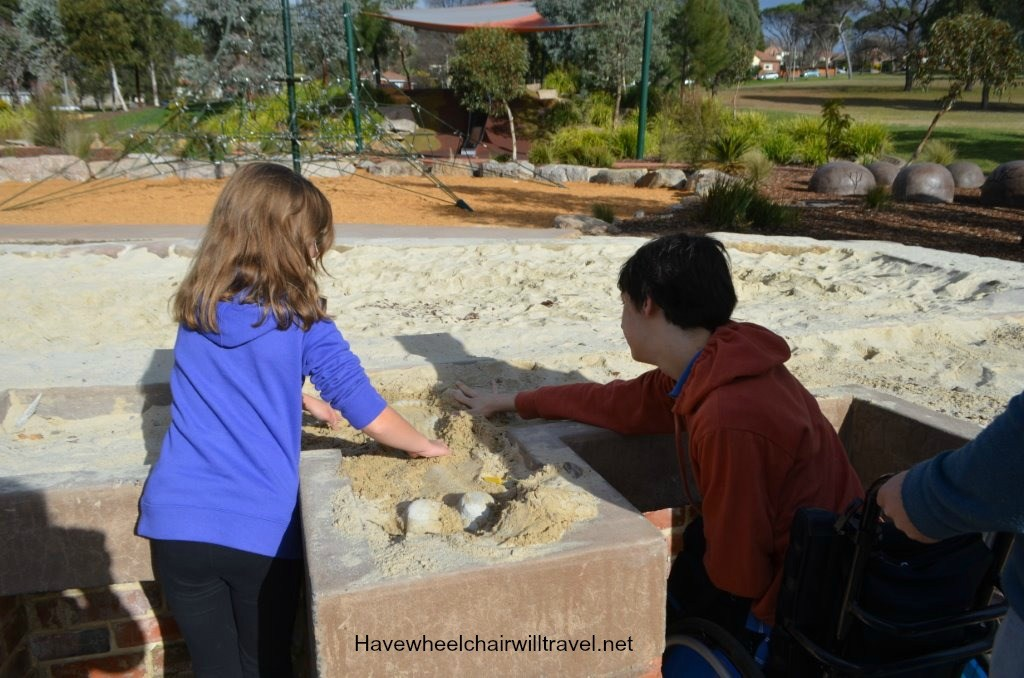 Adventure Playground Bathurst - All Abilities Playground - Have Wheelchair Will Travel