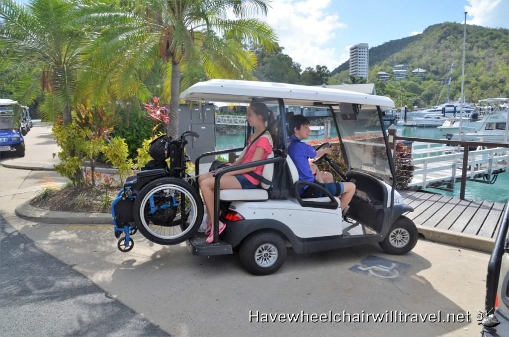 Grunt strap - Have Wheelchair Will Travel