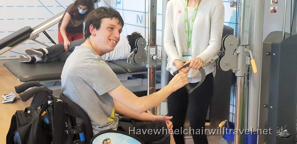 Cerebral Palsy Alliance - Have Wheelchair Will Travel