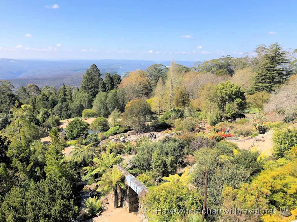 Mount Tomah Blue Mountains - accessible Blue Mountains - Have Wheelchair Will Travel
