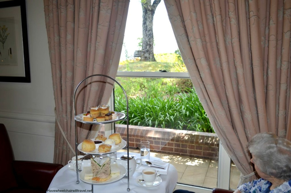 Lilianfels High Tea - Blue Mountains wheelchair access guide - Have Wheelchair Will Travel