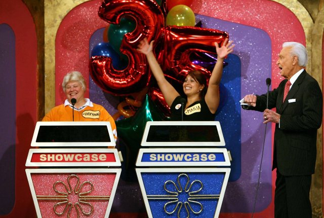 """The Price Is Right"" 35th Season Premiere Taping"