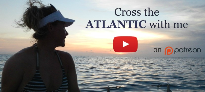 #64: Have Wind Will Cross the ATLANTIC!
