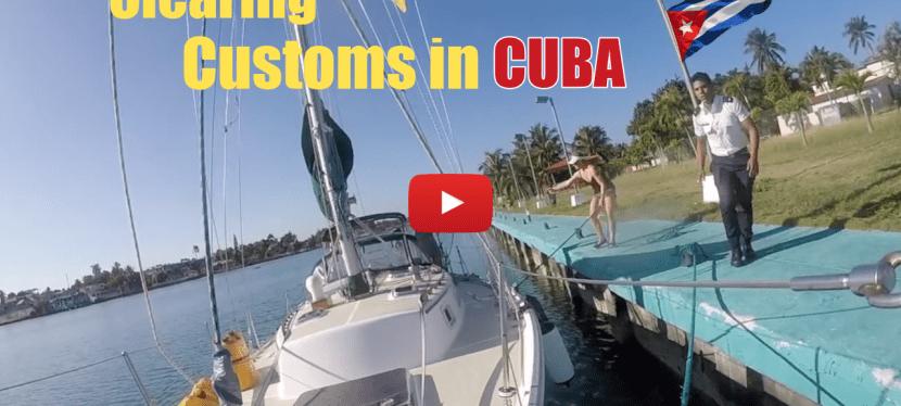 #94: Clearing Customs and Exploring Cuba