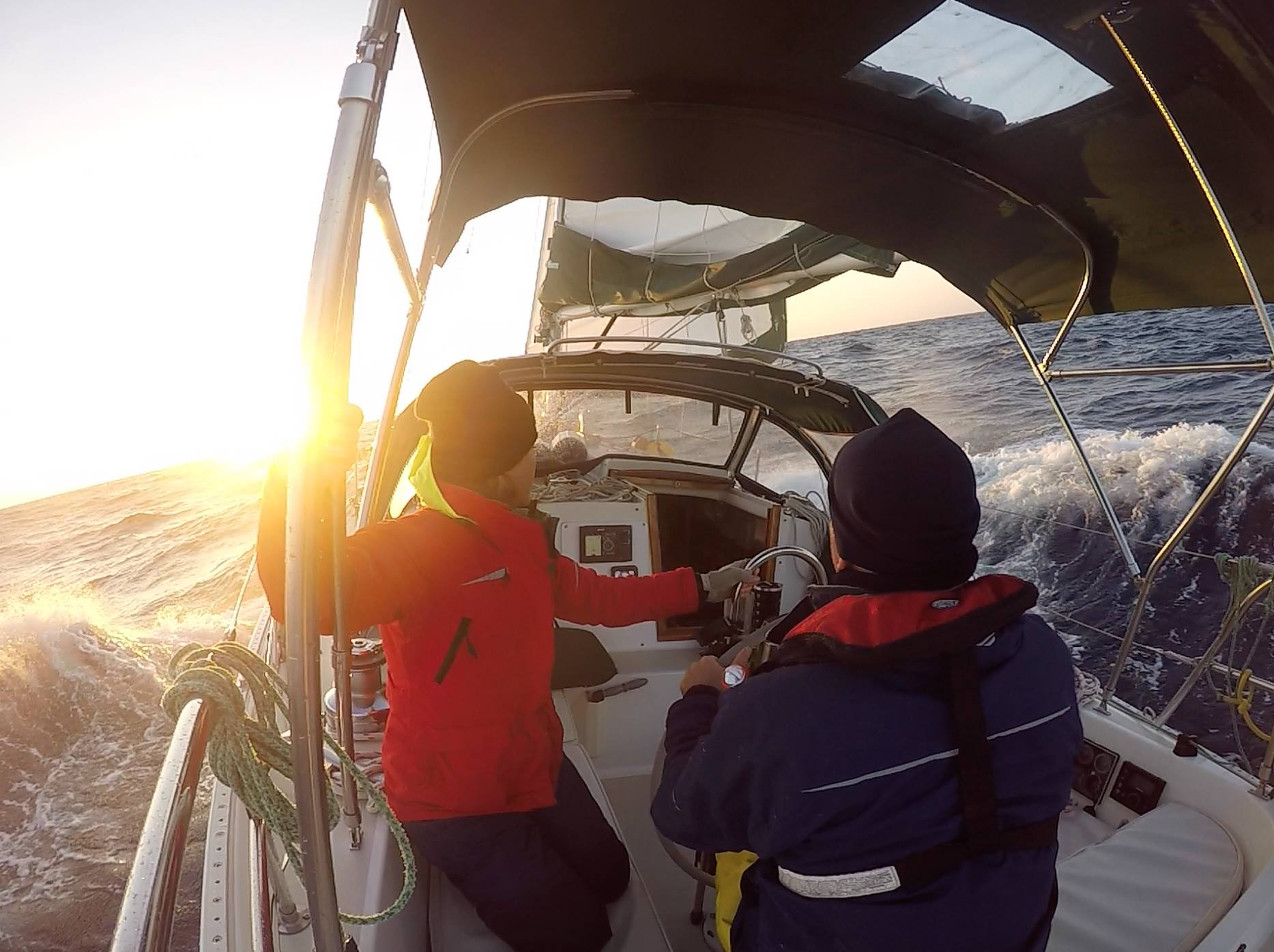 Ever Been On a Sail You Just Want to End?