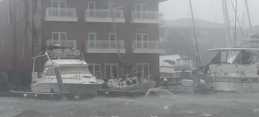 Ch. 3: The Trek to Sally's Boat-Laden Battleground
