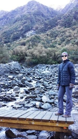 E Fox Glacier hike