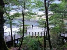 Mirror Lakes E admiring